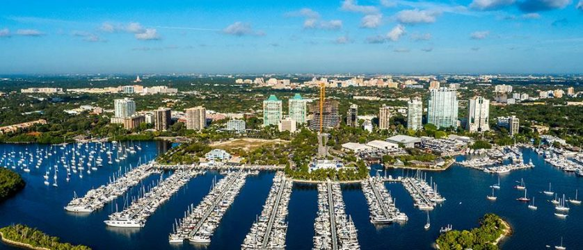 Coconut Grove, FL Private, Gated Communities